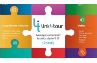 LINK4TOUR: FIRST INTERNATIONAL COMMUNITY OF THE TOURISM SECTOR